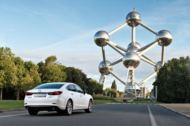 Есть ли смысл в «топовой» Mazda6 с мотором 2.5?. Фото 6