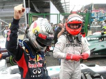 Шумахер предсказал Феттелю семь чемпионских титулов