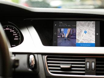 Nokia создала навигационный комплекс для автомобилей