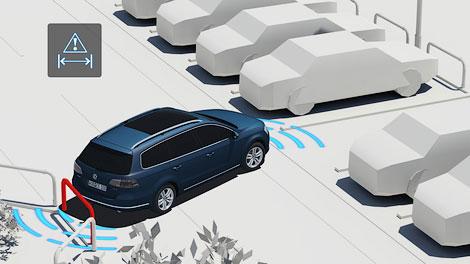 Концерн VW разработает для автомобилей новые системы безопасности