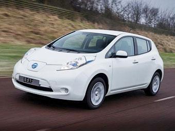 Nissan расширит гамму электрокаров до пяти моделей