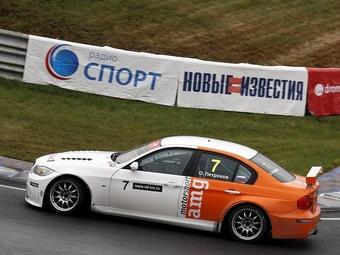 Олег Петриков одержал четвертую победу в чемпионате RRC