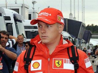 Журналисты узнали подробности соглашения Райкконена с Ferrari