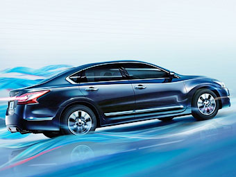 Новую Nissan Teana начнут собирать под Петербургом в январе