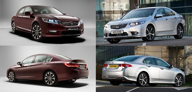 Длительный тест седана Honda Accord: знакомство