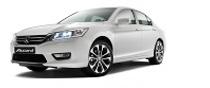 Длительный тест седана Honda Accord: знакомство. Фото 6