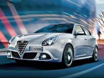 Хэтчбек Alfa Romeo Giulietta обновился