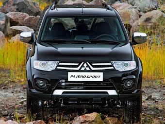 Представлен обновленный Mitsubishi Pajero Sport