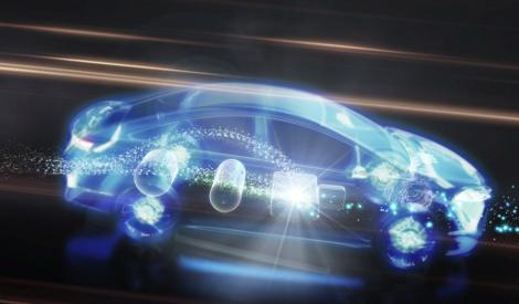 Серийный водородный седан Toyota появится в 2015 году