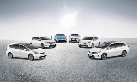 Серийный водородный седан Toyota появится в 2015 году. Фото 1