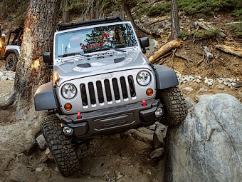 Jeep сделает свою самую маленькую модель похожей на Wrangler