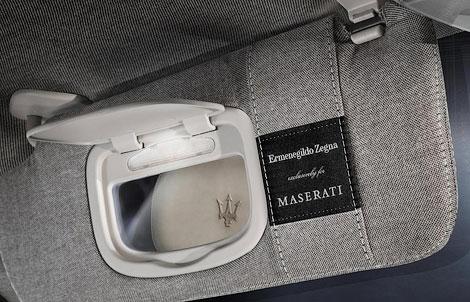 Седан Quattroporte получил совместную с Ermenegildo Zegna спецверсию. Фото 2