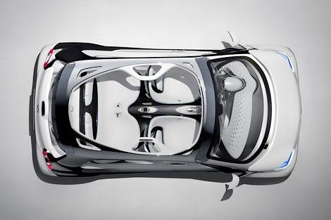 Компания Smart привезет во Франкфурт концепт-кар Fourjoy. Фото 3