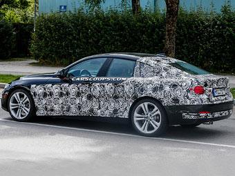 """BMW выпустит четырехдверную """"четверку"""""""
