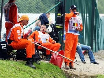 Маршалы Гран-при Италии пригрозили объявить забастовку