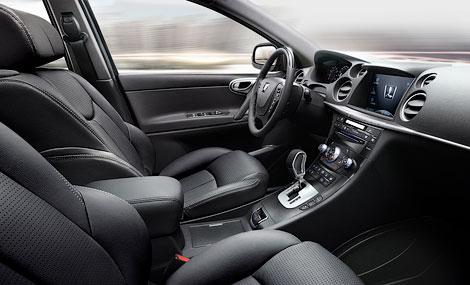 Вседорожник Luxgen7 предлагается с одним мотором и в трех комплектациях. Фото 4