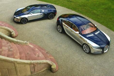 "Bugatti сосредоточится на создании преемника ""Вейрона"""