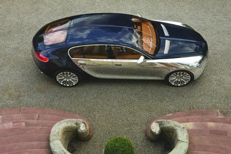 "Bugatti сосредоточится на создании преемника ""Вейрона"". Фото 1"
