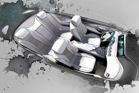Прототип купе S-Class привезут на Франкфуртский автосалон. Фото 3