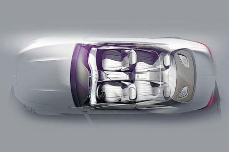 Прототип купе S-Class привезут на Франкфуртский автосалон. Фото 4
