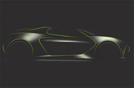 Компания Zenos будет выпускать карбоновый родстер с 200-сильным мотором