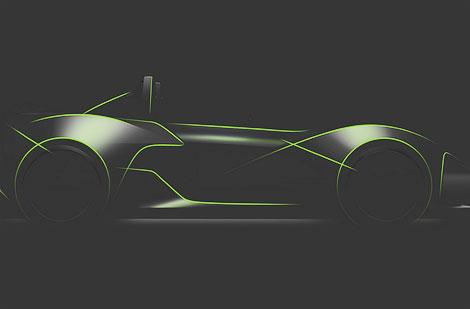 Компания Zenos будет выпускать карбоновый родстер с 200-сильным мотором. Фото 2