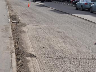 Москва проведет рейд по выявлению плохих дорог