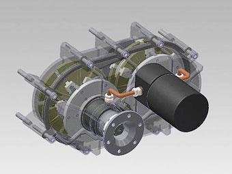 Разработан новый вид бесступенчатой трансмиссии