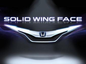 """""""Хонда"""" представила новую дизайнерскую философию"""