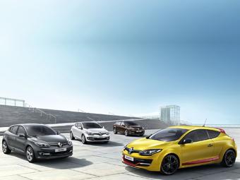 Семейство Renault Megane обновилось