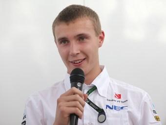 Сироткин приступит к тестам болида Sauber в октябре