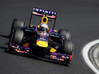 Себастьян Феттель выиграл квалификацию Формулы-1 в Монце
