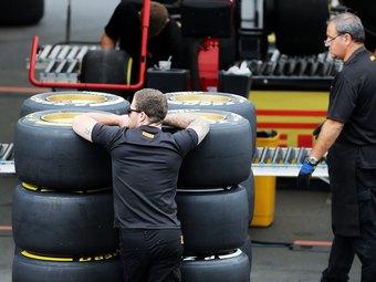 Компания Pirelli заключила контракты со всеми командами Формулы-1