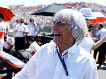 Экклстоун опроверг правдивость нового календаря Формулы-1