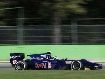 Российская команда стала лидером гоночной серии GP2