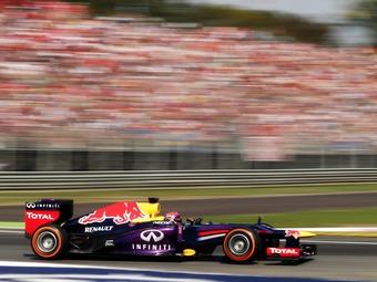 Себастьян Феттель выиграл Гран-при Италии