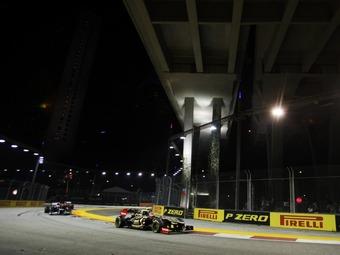 В Формуле-1 появится еще одна ночная гонка