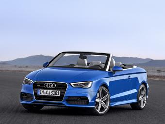 В семействе Audi A3 появился кабриолет