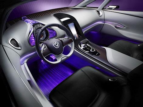 Renault покажет во Франкфурте предвестника модели Espace нового поколения. Фото 2