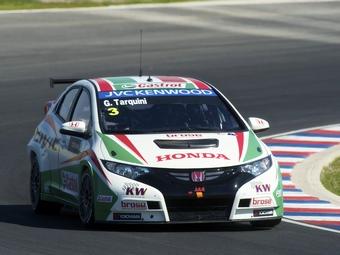 Honda выиграла чемпионат мира WTCC среди автопроизводителей