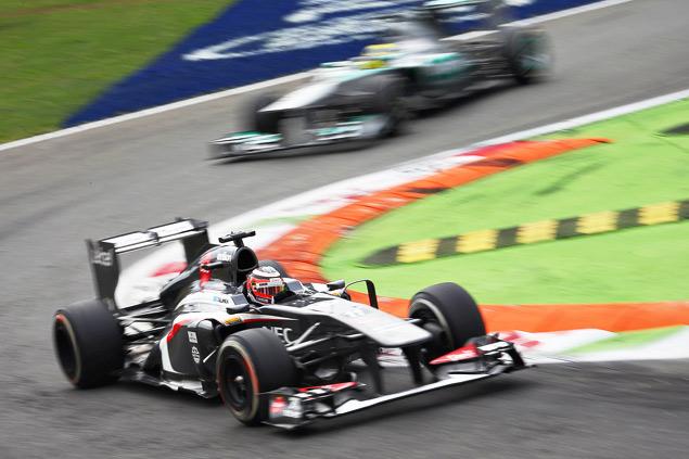 Себастьян Феттель победил в Италии, но болельщики это не оценили. Фото 3