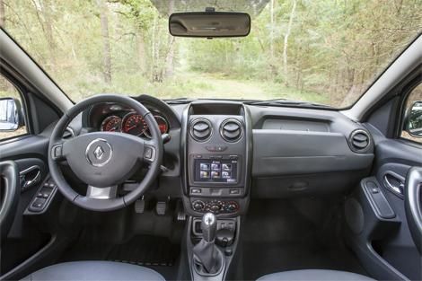 У Dacia Duster после обновления появился новый экстерьер и салон. Фото 1