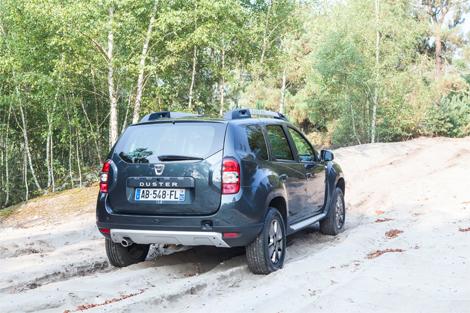 У Dacia Duster после обновления появился новый экстерьер и салон. Фото 3