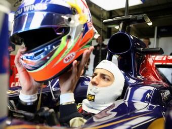 Риккардо и Буэми протестируют шины Формулы-1 для следующего сезона
