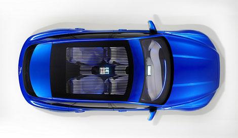 В Сети появились новые фотографии концепт-вседорожника Jaguar C-X17. Фото 2
