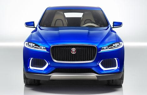 В Сети появились новые фотографии концепт-вседорожника Jaguar C-X17. Фото 4