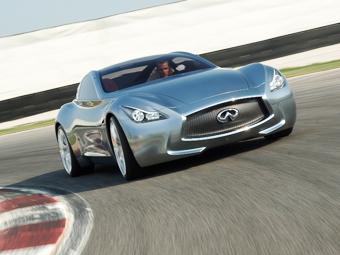 Infiniti создаст конкурента купе Mercedes-Benz S-Class