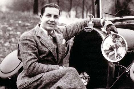 Компания построила особый гиперкар в честь Жана Бугатти
