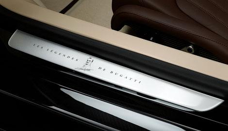 Компания построила особый гиперкар в честь Жана Бугатти. Фото 5