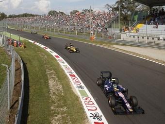Российская команда GP2 примет участие в шоу-заездах по Сочи